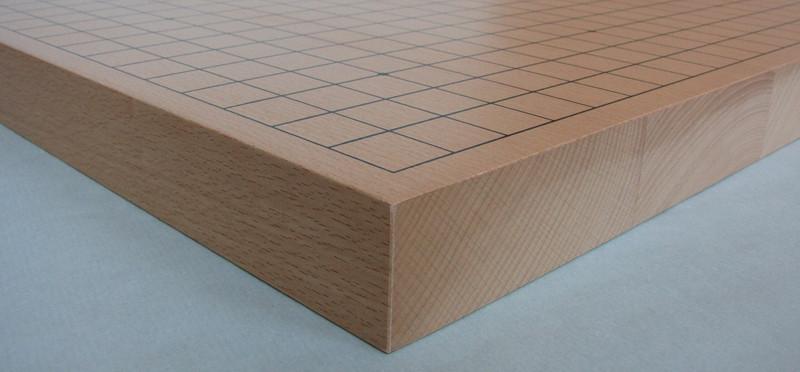 Dřevěná deska z buku 19x19, 36 mm